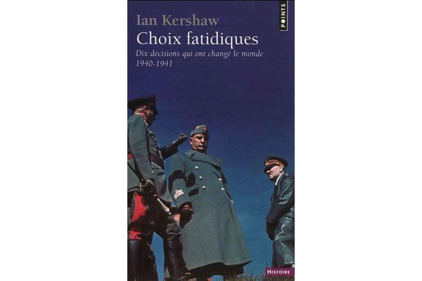 Pour accompagner la publication en français de La fin paraît en livre de  poche...