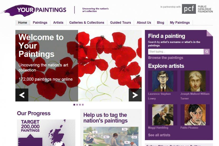 C'est sans doute la plus grande collection de peintures au monde: tout  ce que...