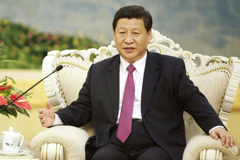 Xi Jinping... (PHOTO HOW HWEE YOUNG, ARCHIVES REUTERS)