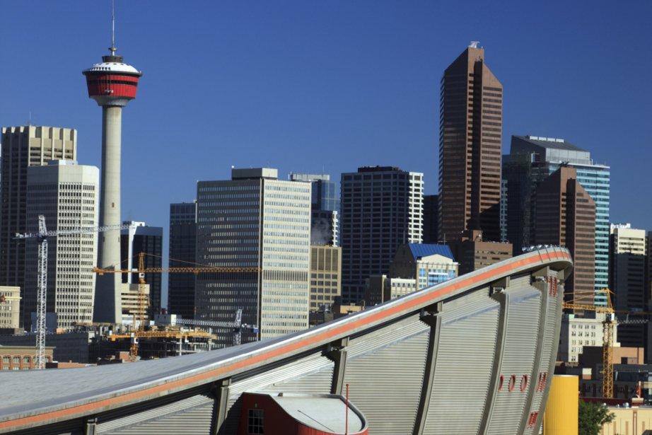 Ville de Calgary... (PHOTO FOURNIE PAR ISTOCKPHOTO)