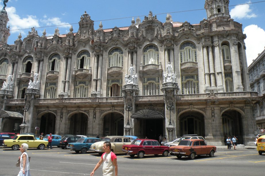 Le gouvernement cubain a... (PHOTO ANDRÉ DÉSIRONT, COLLABORATION SPÉCIALE)