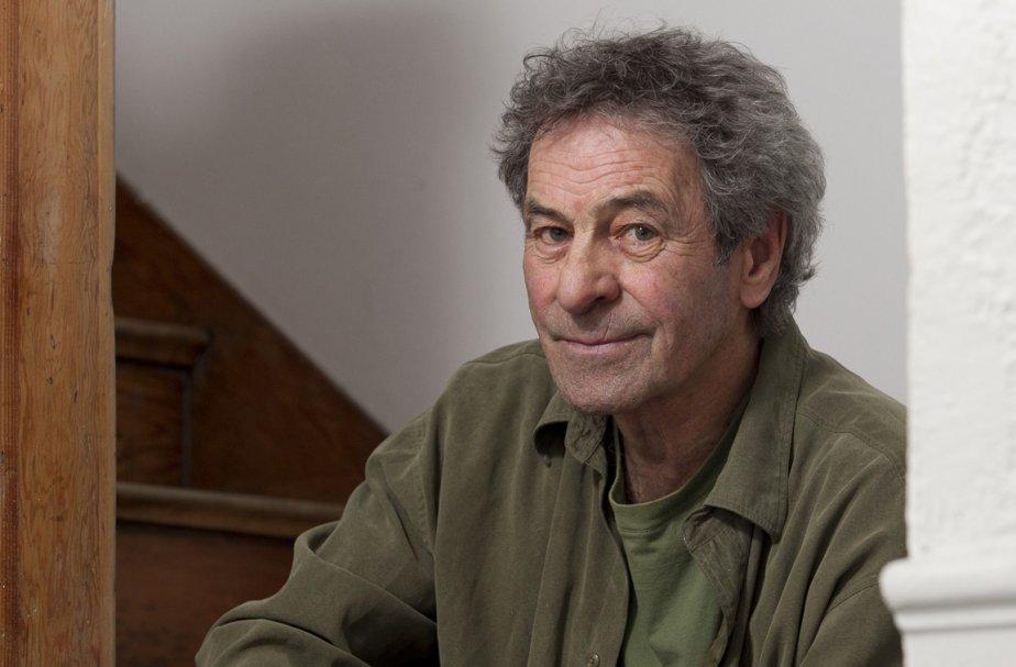 L'auteur-compositeur-interprète, Claude Gauthier.... (Photo: Hugo-Sébastien Aubert, La Presse)