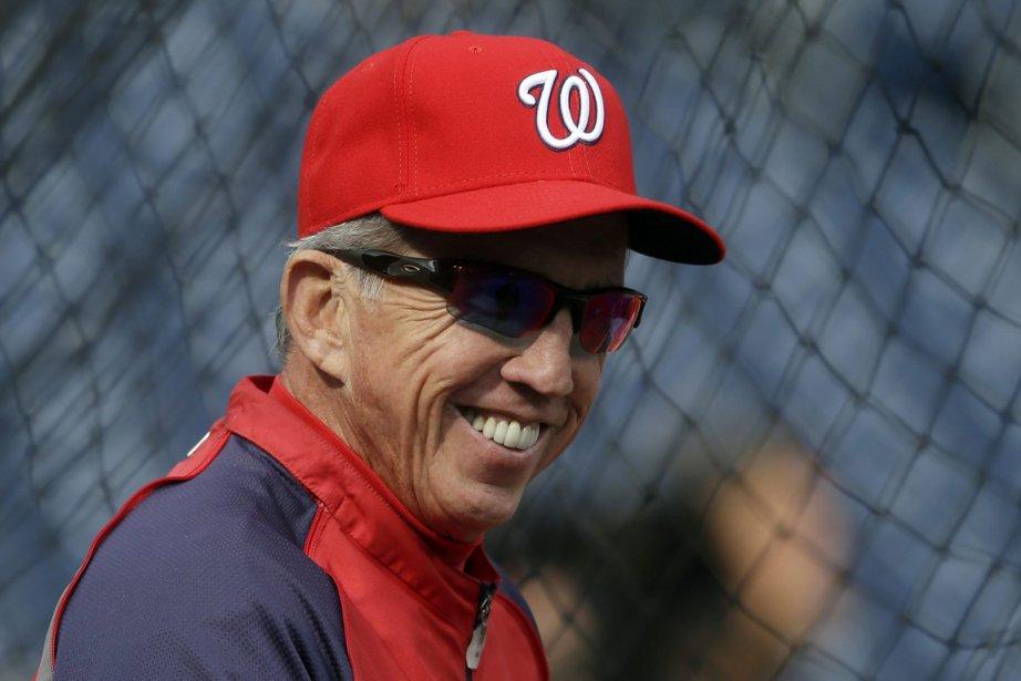 À 70 ans, Davey Johnson sera le plus... (Photo : Pablo Martinez Monsivais, archives AP)