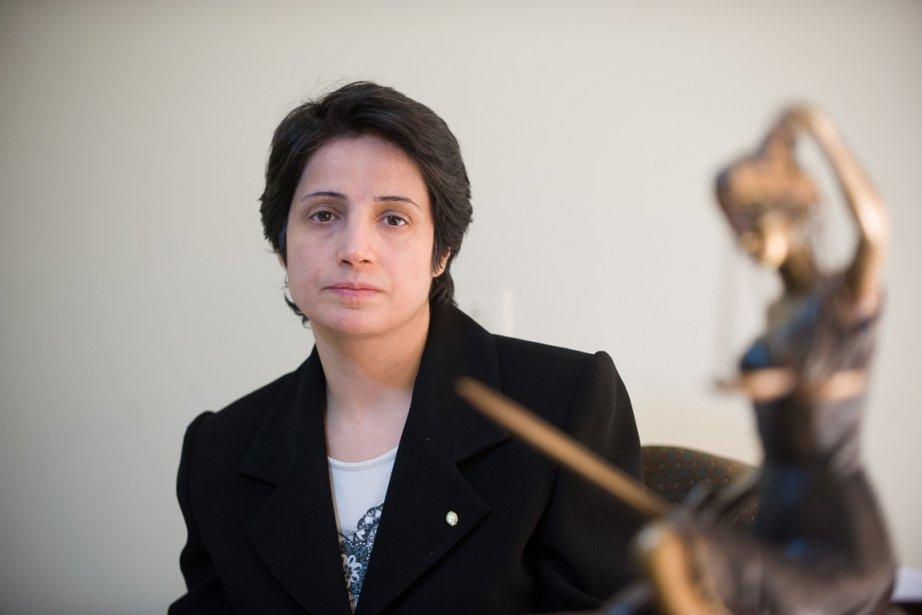 Le cas de Nasrin Sotoudeh illustre à lui... (Photo : Arash Ashourinia, AFP)