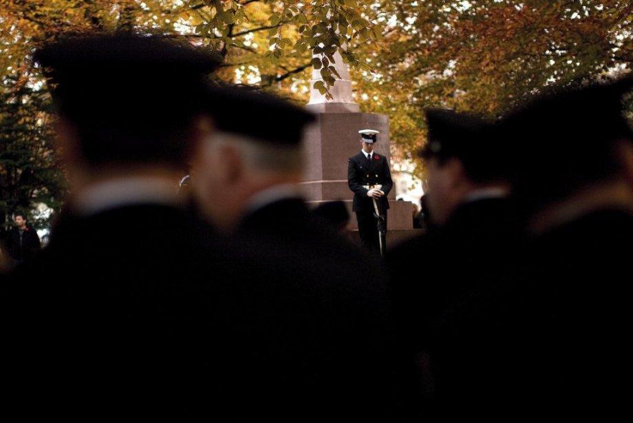 Jour du Souvenir à Toronto. | 11 novembre 2012