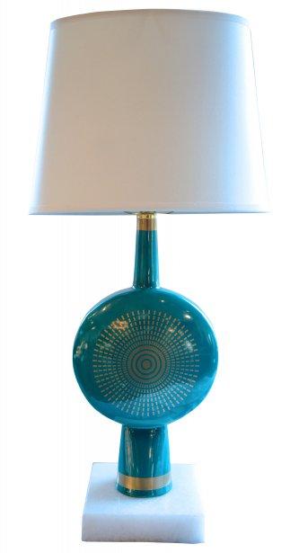 Lampe rétro, 395 $ chez Mà Mobilier Actuel, 261, rue Saint-Anselme, Québec, 418521-6262 | 11 novembre 2012