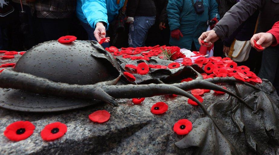Le jour du Souvenir est une occasion de se souvenir... | 2012-11-11 00:00:00.000