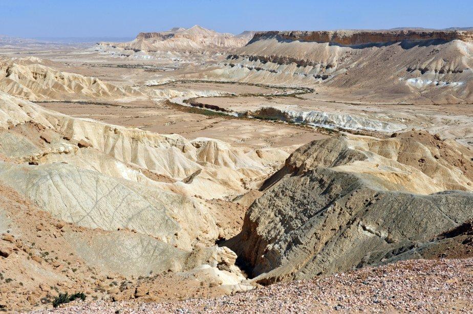 La région désertique du Néguev est en plein développement. | 12 novembre 2012