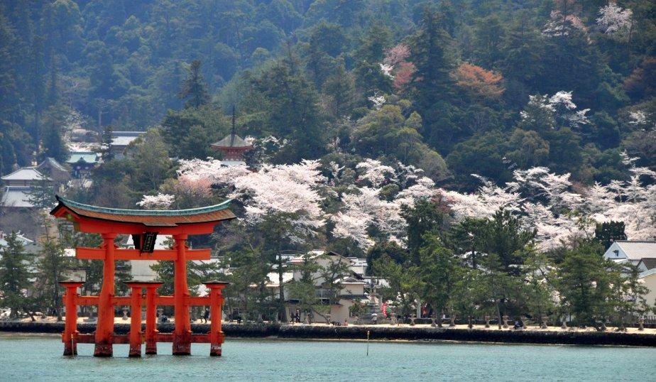 La mer intérieure de Seto offre les charmes typiques du Japon. | 12 novembre 2012