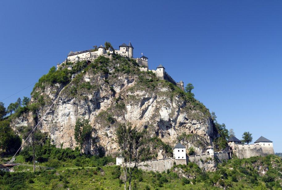 La région de Carinthie en Autriche, propice aux promenades. | 12 novembre 2012