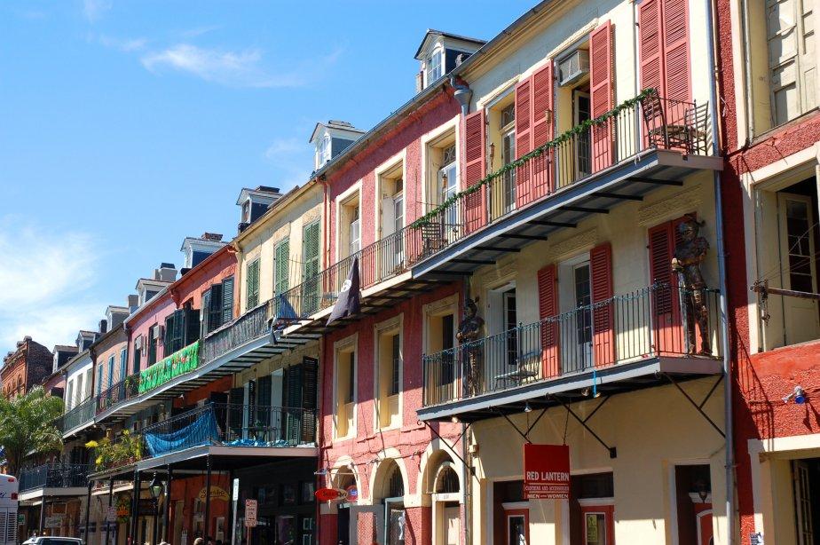 Comme tout le Golfe du Mexique, la Nouvelle-Orléans redore son blason après l'ouragan Katrina. | 12 novembre 2012