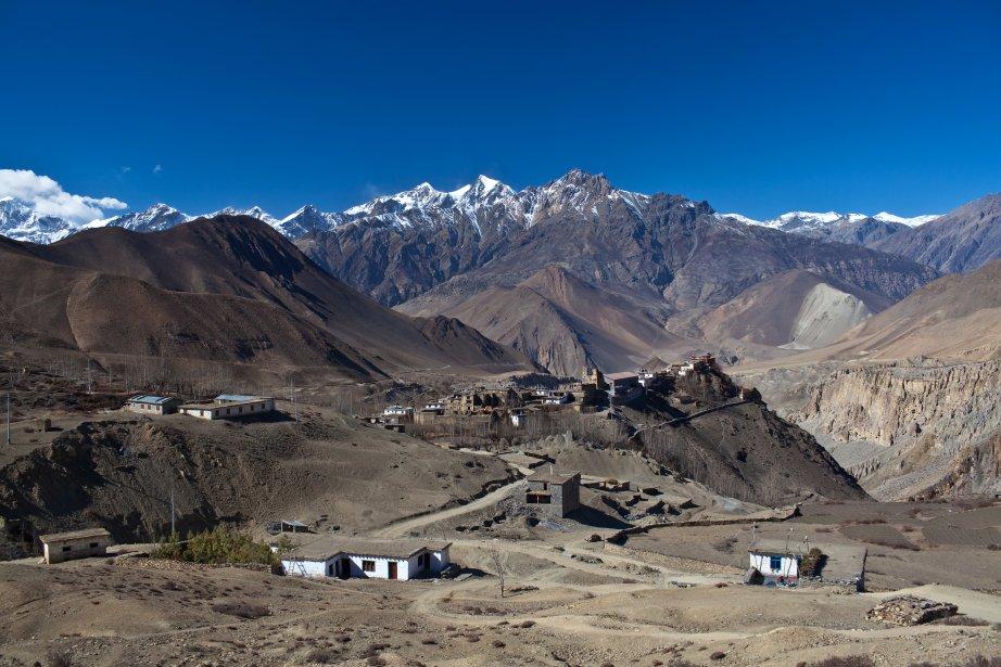 Le Mustang bientôt relié à la Chine et au Népal. | 12 novembre 2012