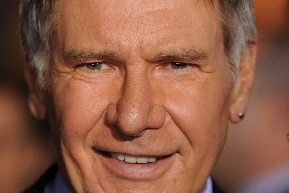 Harrison Ford... (Photo: AFP)