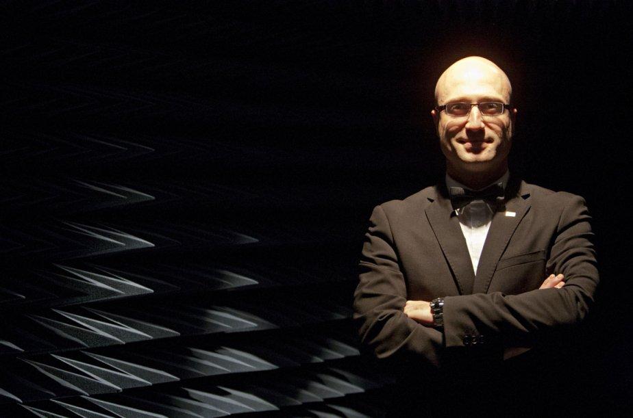 Philippe-Edwin Bélanger, directeur des études supérieures et postdoctorales.... (Photo François Roy, La Presse)
