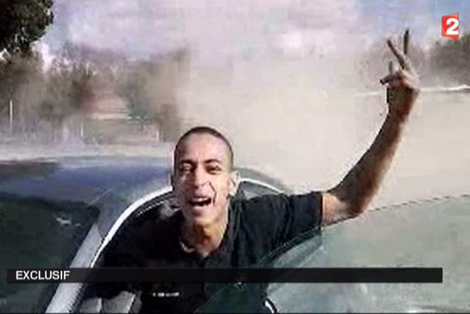 Mohamed Merah aurait eu des problèmes de délinquance... (Photo: archives Reuters/France 2)