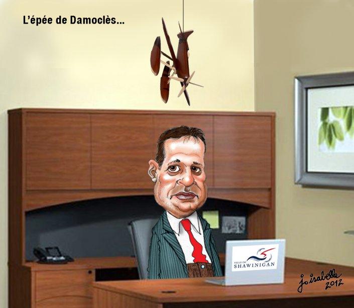 Caricature du 13 novembre | 13 novembre 2012