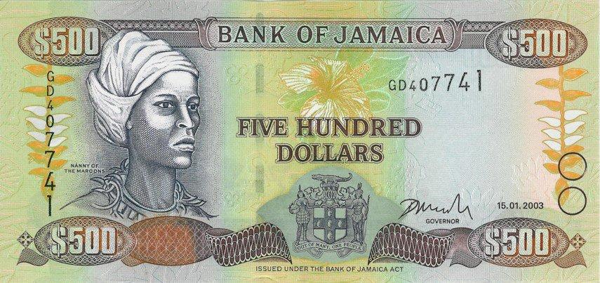 JAMAÏQUE - 500 DOLLARS | 13 novembre 2012