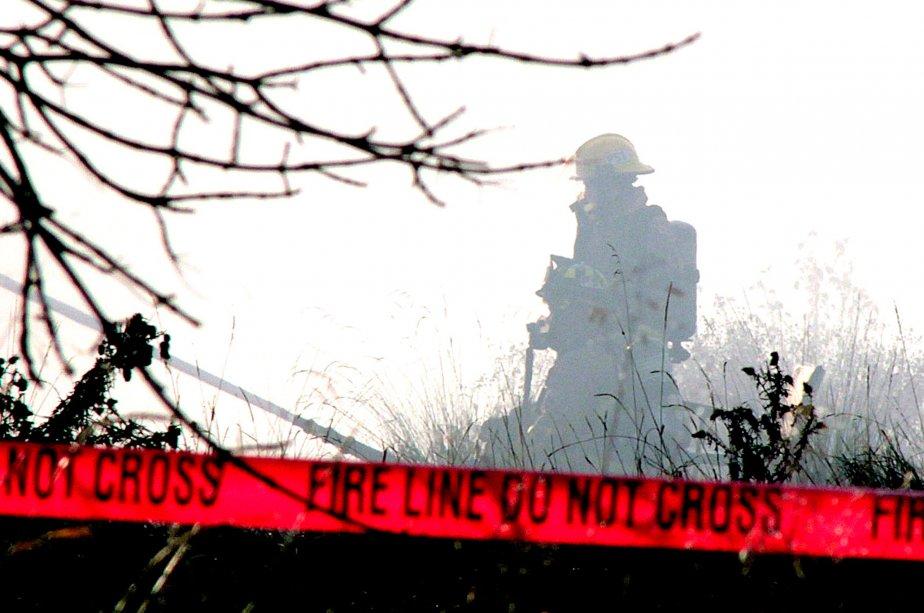 Incendie majeur sur l'ancienne base militaire de Rockcliffe... | 2012-11-13 00:00:00.000