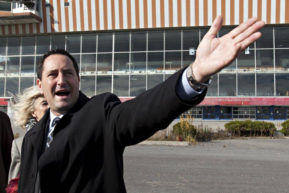 En tendant la main à l'opposition, M. Applebaum... (Photo François Roy, archives La Presse)