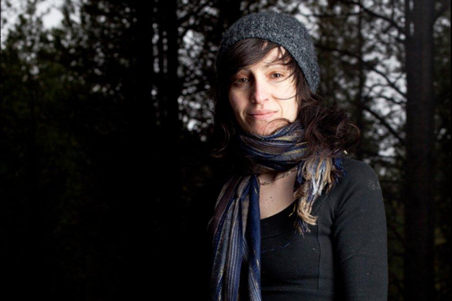 Si Sienna Dahlen se produit avec des musiciens... (Photo Ricardo Hubbs)