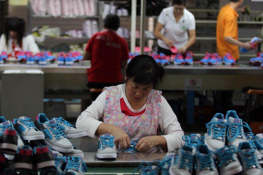 L'entente de libre-échange sino-canadienne risque fort de produire... (Photo AFP)