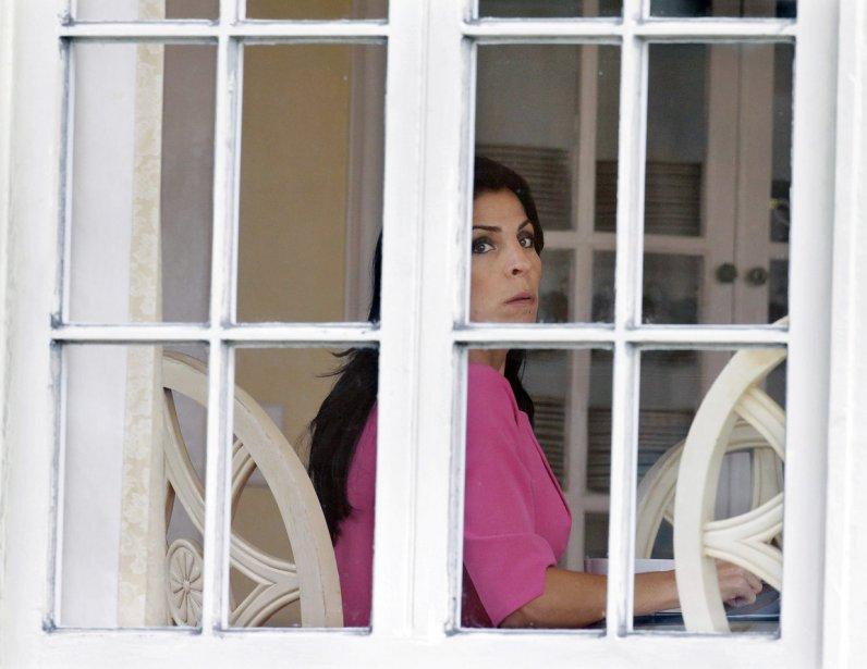 Jill Kelley était déjà connue comme étant la... (PHOTO CHRIS O'MEARA, AP)