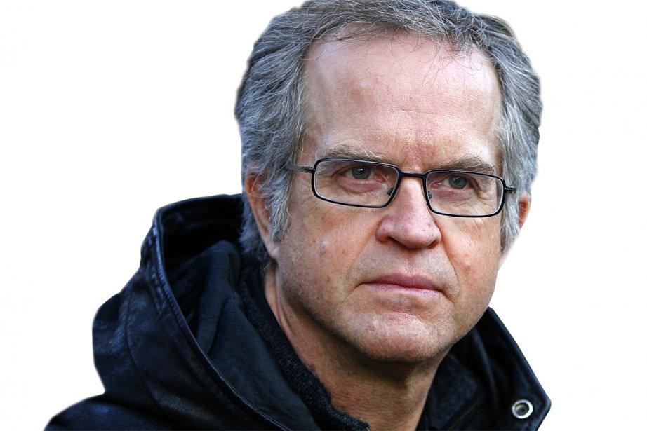 Magnus Isacsson... (Photo: Robert Mailloux, archives La Presse)