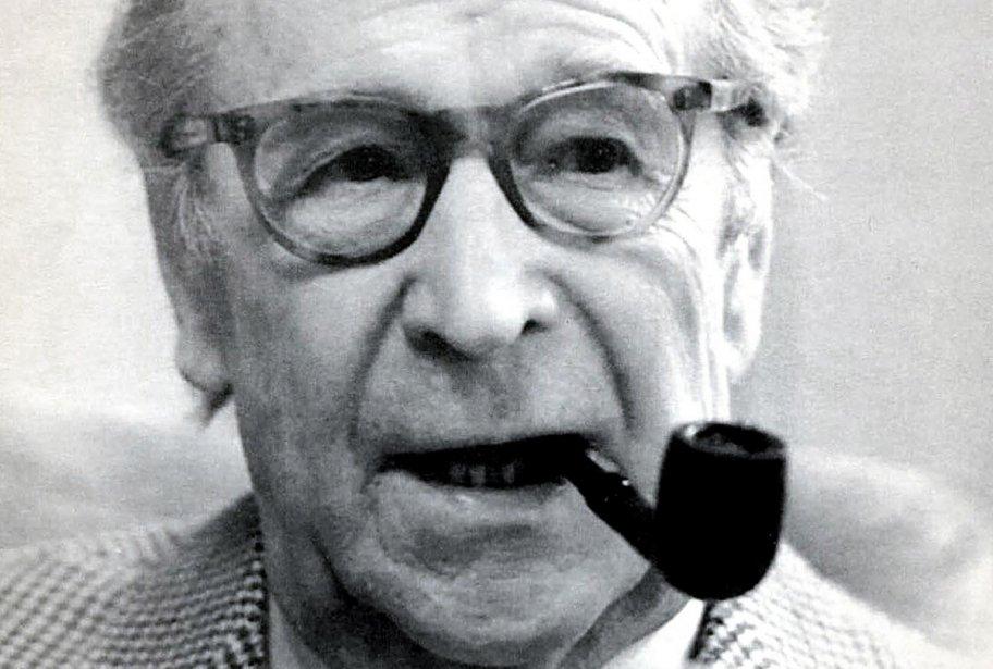 Georges Simenon en 1989.... (Photo: archives AFP)