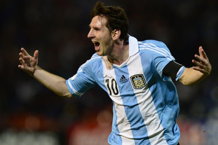 Lionel Messi... (Photo: AFP)