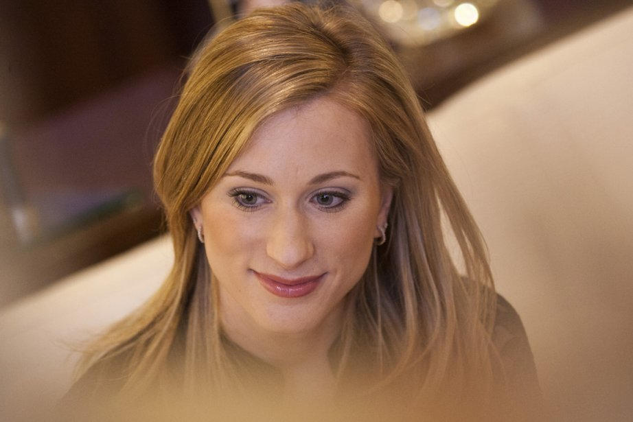 Joannie Rochette... (Photo: Ivanoh Demers, La Presse)
