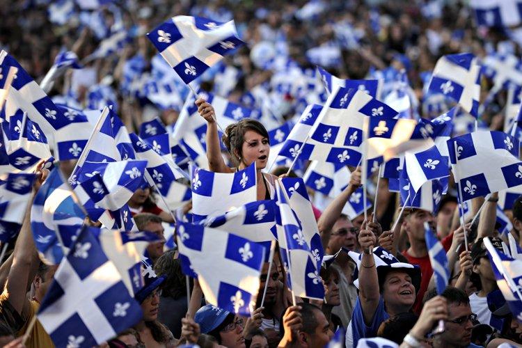 Si les Québécois étaient appelés à se prononcer... (Photo: Bernard Brault, La Presse)