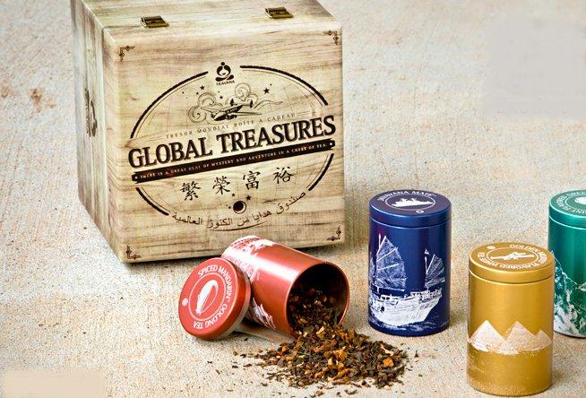 Starbucks affiche l'ambition de «réinventer» le marché du thé comme...