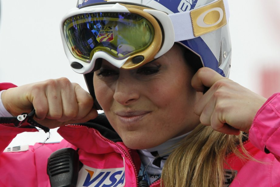 Lindsey Vonn... (Photo: Reuters)