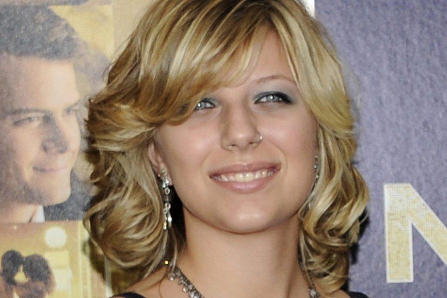 Stephanie Bongiovi, 19 ans, est la fille de... (Photo: AP)