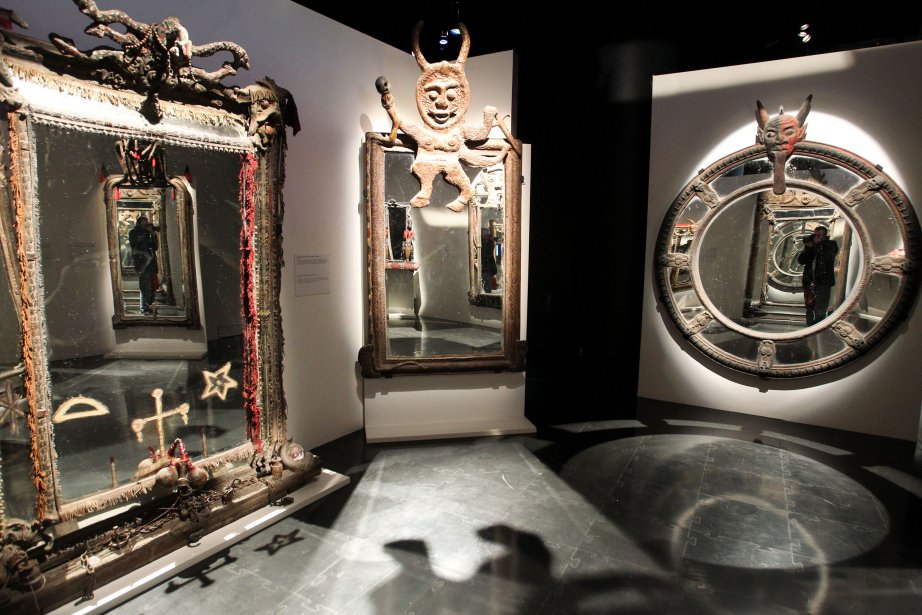 Dans le culte du vodou, les miroirs sont associés au... | 2012-11-15 00:00:00.000