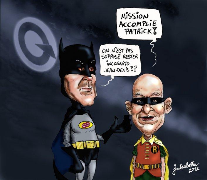 Caricature du 15 novembre | 15 novembre 2012