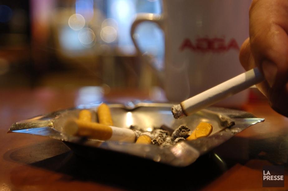 Les cigarettiers sont actuellement visés par un recours... (Photo: Bernard Brault, La Presse)