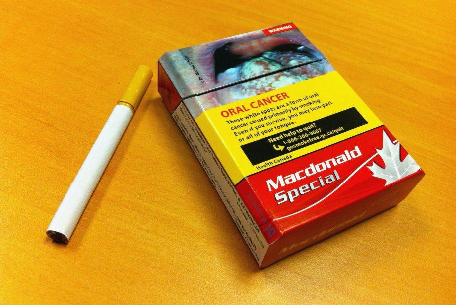 En juin 2012, le Canada a renforcé sa législation sur les paquets de cigarettes, ce qui lui a permis de passer du 15e rang en 2010 au 4e rang en 2012. Les mises en garde couvrent maintenant 75 % des faces avant et arrière des paquets. Les mises en garde illustrées ont commencé à apparaître sur les paquets de cigarettes vendus au Canada en janvier 2001. | 15 novembre 2012