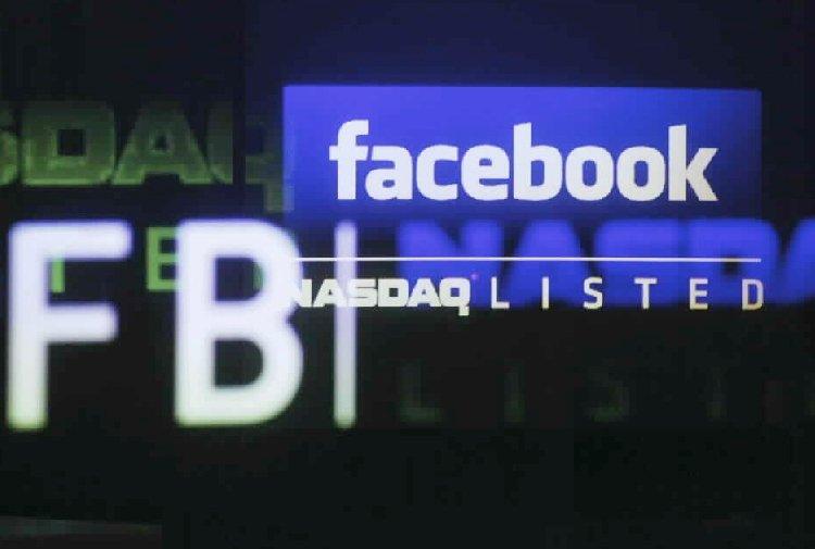 Les fluctuations du prix de l'action de Facebook ne cesseront jamais d'étonner....