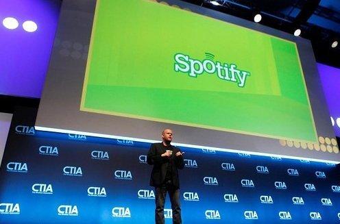 Le service de streaming musical pourrait bientôt faire l'objet d'une version...