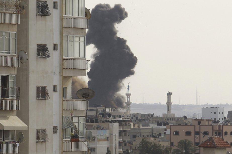 Destruction à Gaza.... (Photo Reuters)