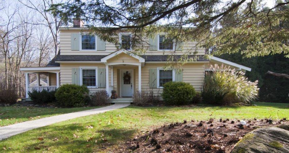 Hudson coquette maison grand terrain val rie v zina collaboration sp ciale maisons de luxe - Canada maison a vendre ...