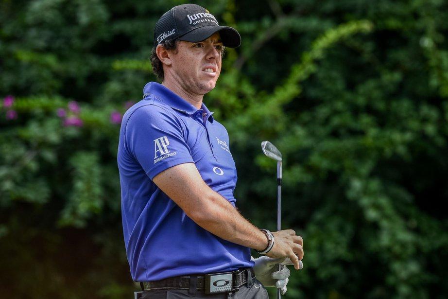 Rory McIlroy a été incapable de se qualifier... (Photo: AFP)