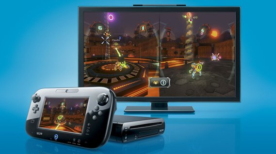 Nintendo lance sa nouvelle console sur le marché nord-américain.