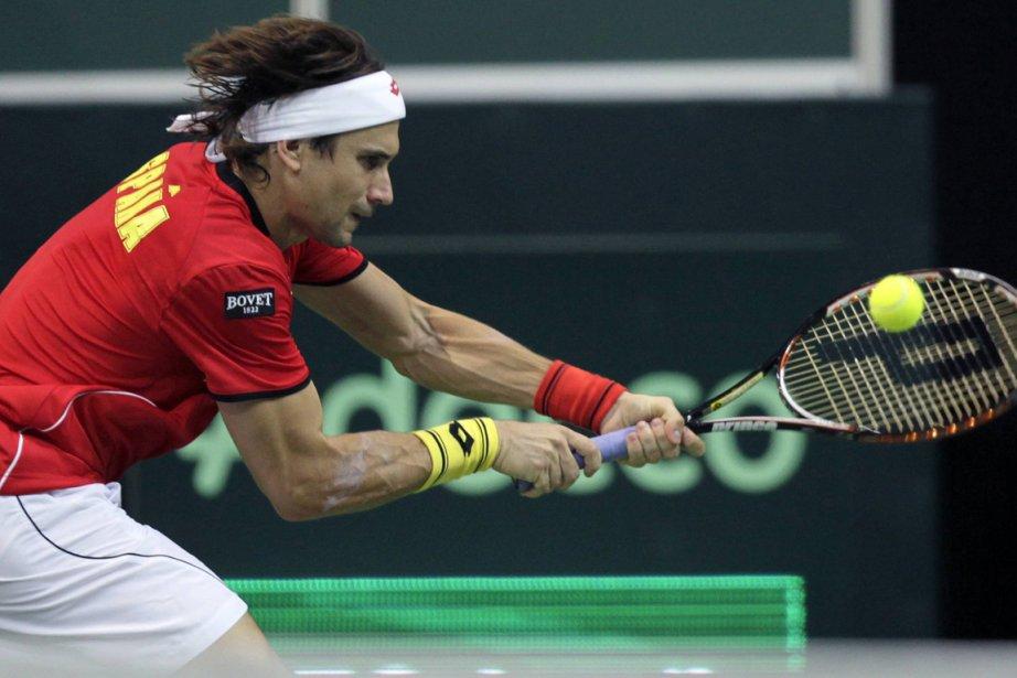 David Ferrer... (Photo: Reuters)
