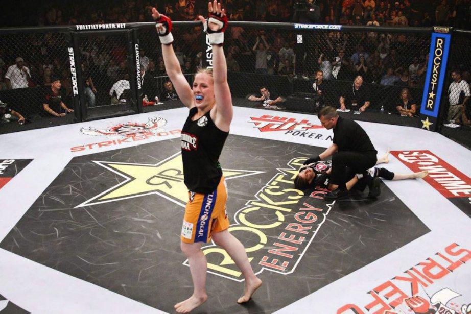 Après des années de résistance, l'UFC accepte de... (Photo archives La Presse Canadienne)