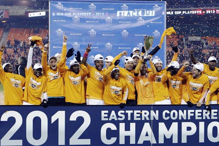 Le Dynamo de Houston a atteint sa deuxième finale de suite de la... (Photo: PC)