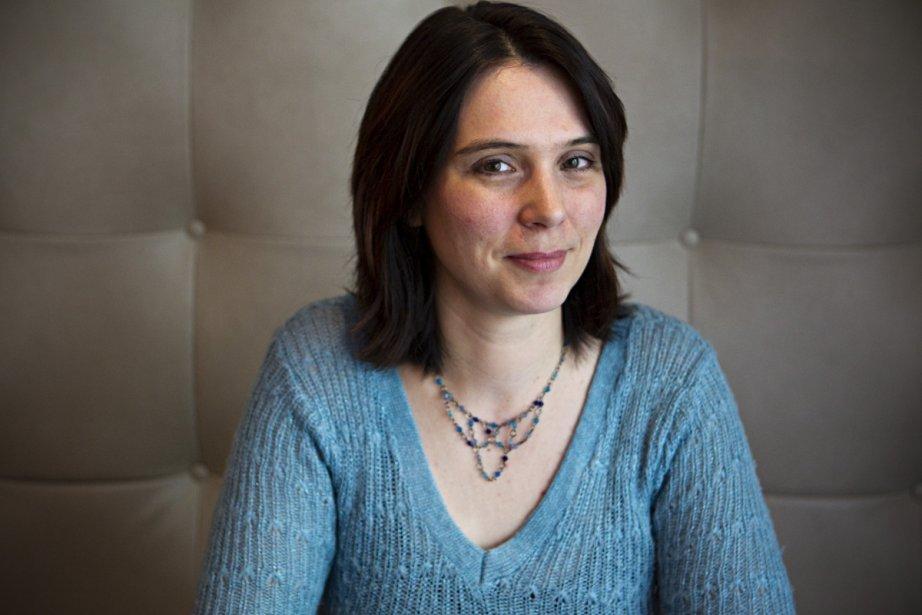 Annie Desrochers... (Photo: François Roy, La Presse)