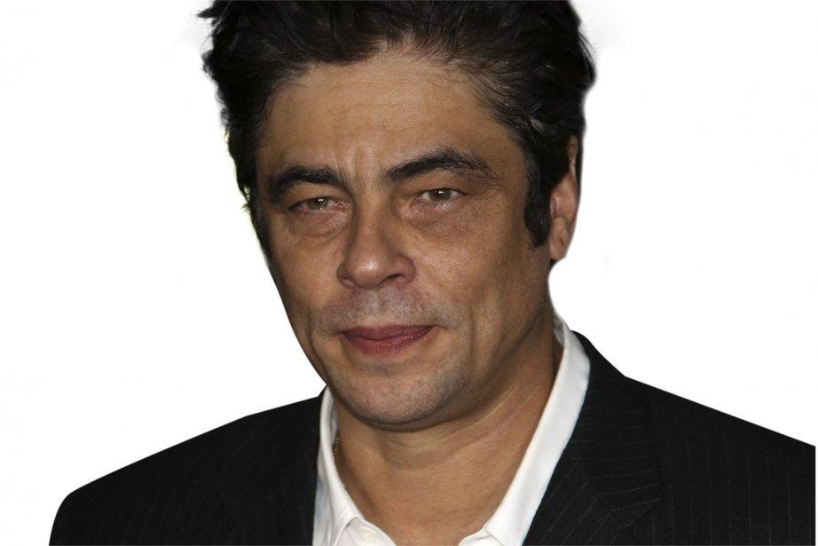 Benicio del Toro... (Photo: AP)