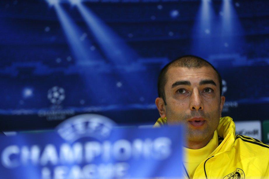 L'entraîneur de Chelsea, Roberto Di Matteo.... (Photo: Reuters)